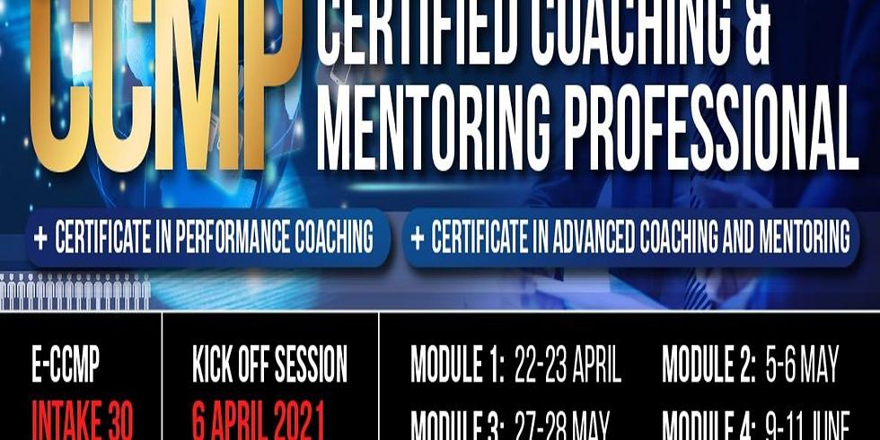 Certified Coaching & Mentoring Professional