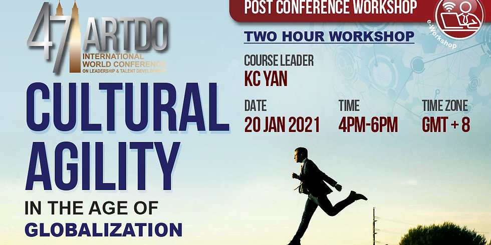Cultural Agility in the age of Globalisation