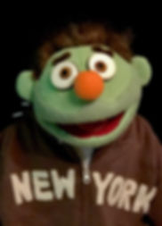 Nicky for Avenue Q puppet rentals