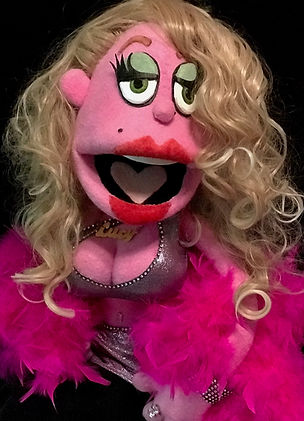 Lucy Puppet Rental for Avenue Q the Musical