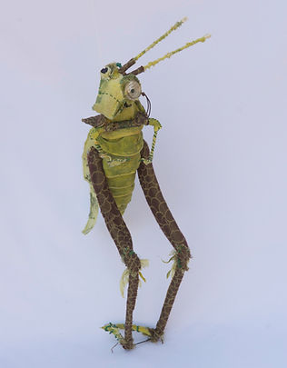 James and the Giant Peach Grasshopper Puppet Rental