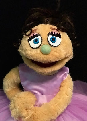 Kate Monster Puppet for Avenue Q