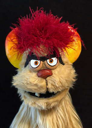 Trekkie Monster from Avenue Q
