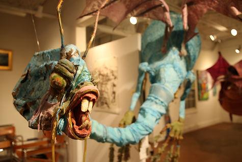 Alice Jaberwocky puppet rental