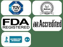 Acreditaciones y licencias Cryo-Cell