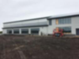 Rossall School New Sports Hall 2.jpg