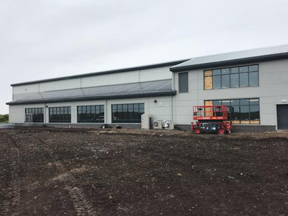 Rossall School New Sports Hall 2.jpg
