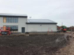 Rossall School New Sports Hall 3.jpg