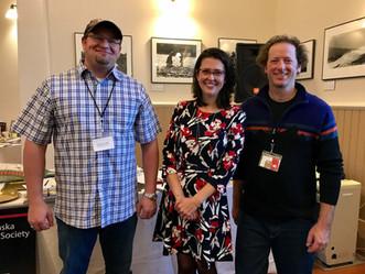 Museums Alaska 2018: Keynote by GEMM Co-Founder Marieke Van Damme