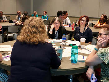 Gender Equity Museums Movement  at the American Alliance of Museums Annual Conference