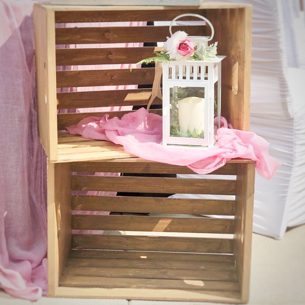 Assorted Wood Crates