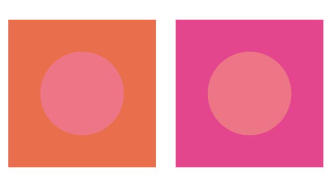 Por que as cores que você usa alteram a sua aparência?