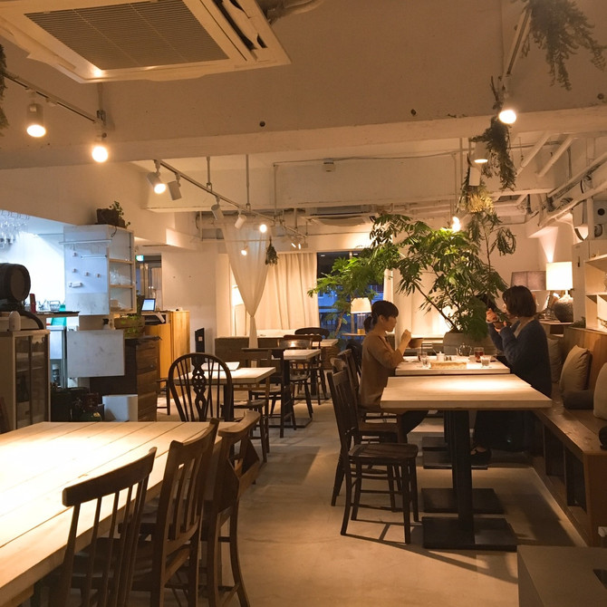 TOKYO FOOD |打破你對素食的印象,池袋AIN SOPH.Soar,度過美好的優雅時光