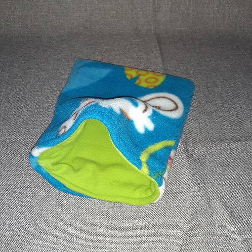 Small Seamless Snuggle Sack Reversible