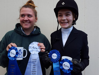 Middleburg Academy Equestrian team Win!