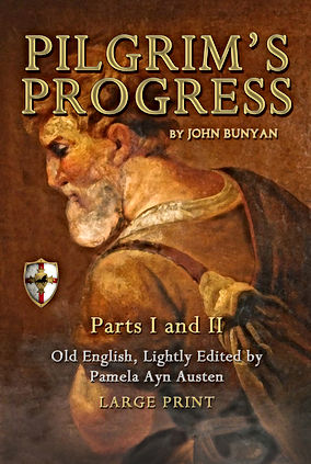 Pilgrim's Progress, Large Print