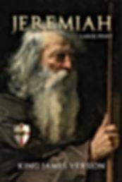 Jeremiah, Large Print