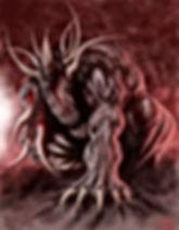 Fourth Beast of Daniel 7
