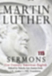 Martin Luther 115 Sermons