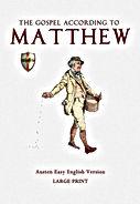 Matthew, Large Print