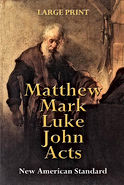 Matthew Mark Luk John Acts
