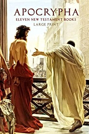 Apocrypha, Jesus, New Testament, Bible