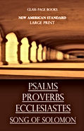 Psalms Proverbs Book