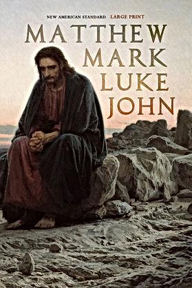 Matthew Mark Luke John