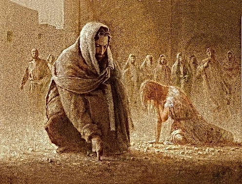 Why Did Jesus Write in the Dust