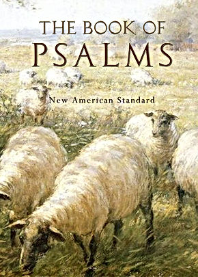 Psalms, sheep, lambs