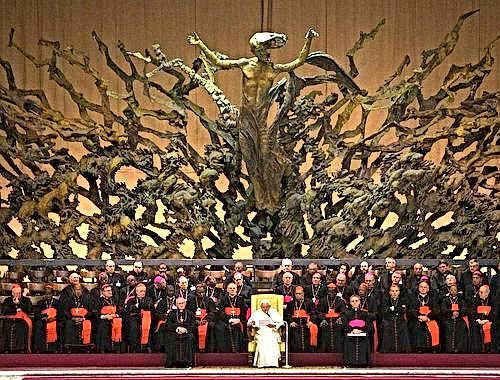 Abomination at the Vatican