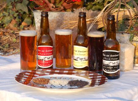 La Bière du Gardian à base de riz en Camargue