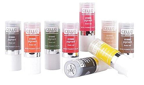 Cell Line Hybrid Semi-Permanent Makeup Pigment - a2i