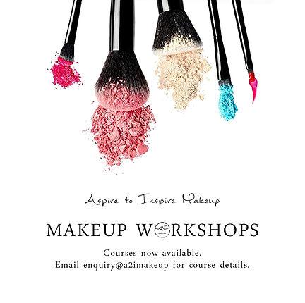 learn makeup workshop