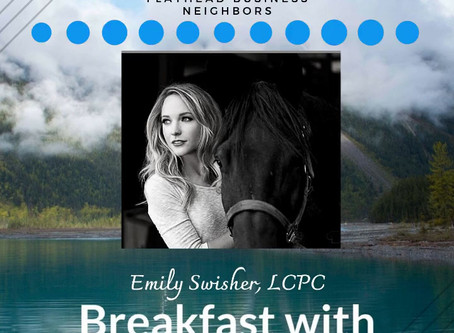 Podcast Interview: Breakfast with Christine