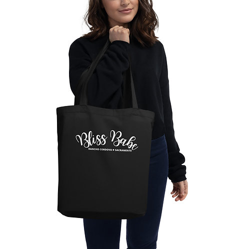 """""""Bliss Babe"""" Eco Tote Bag"""