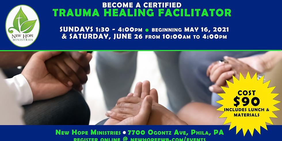 Trauma Healing Facilitator Training
