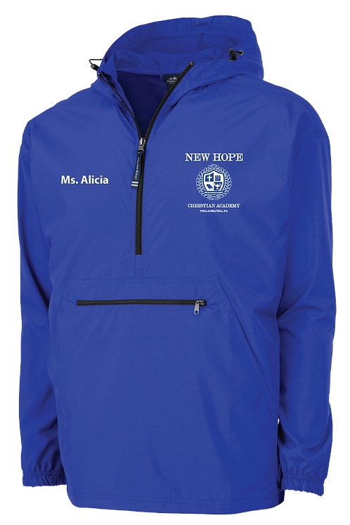 Pack-N-Go Pullover Jacket