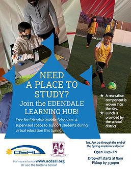 Edendale Learning Hub