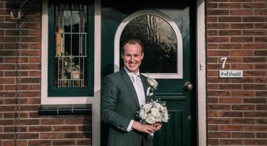 Trouwfotografie Noord Holland