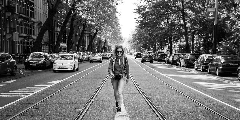 Rianne Roadtrippen door Amsterdam (5 van