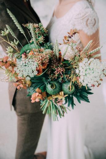 ShotbySheena Bruiloft bloemen