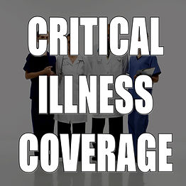 CRITICAL ILLNESS COVERAGE The 401k Man.j