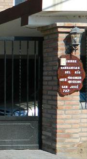 Foto Contacto Barrancas del Rio Alojamiento