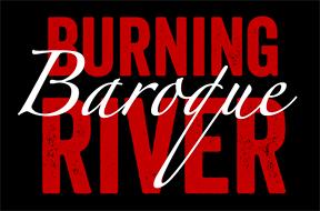 Burning River Baroque Logo
