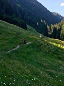 Flow nach Klosters