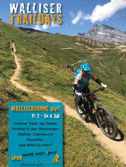 Wallisser Traildays 2021