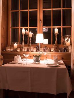 Dinner Edelweis 2021