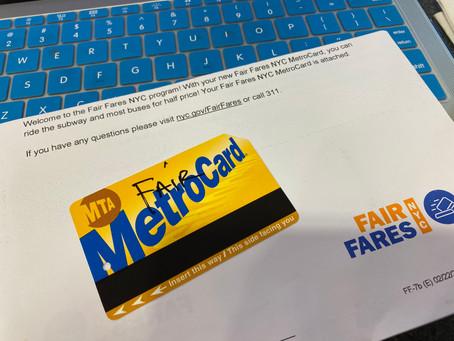 MTA Fair Fares