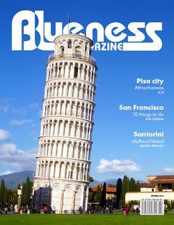 Blueness Magazine